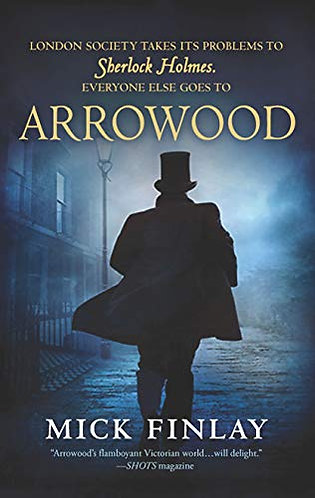 Arrowood by Finlay Mick