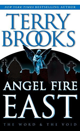 Angel Fire East by Brooks Terry