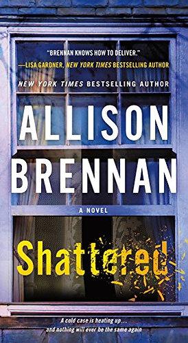Brennan Allison - Shattered