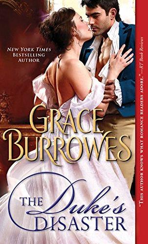 Burrowes Grace - The Duke's Disaster