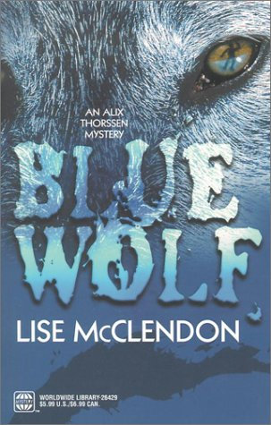 Blue Wolf by McClendon Lise
