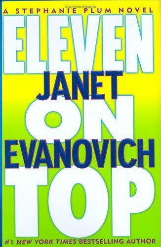 Eleven On Top by Evanovich Janet
