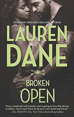 Broken Open by Dane Lauren