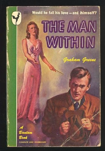 The Man Within by Greene Graha
