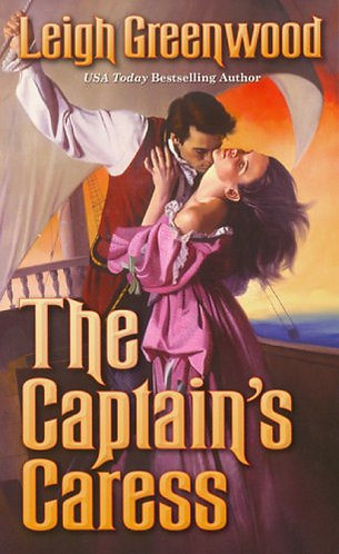 The Captain's Caress by Greenwood Leigh