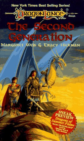 Dragonlance-the Second Generat by Weis Margare