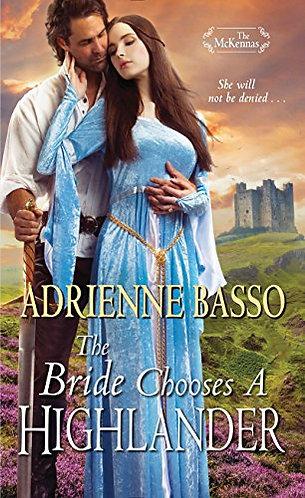 Basso Adrienne - The Bride Chooses A Highlander