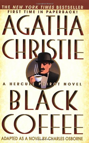 Black Coffee by Christie Agatha