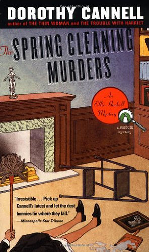 The Spring Cleaning Murders by Cannell D