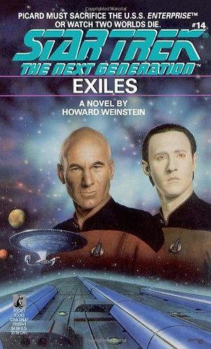 Star Trek Tng #14 by Weinstein Ho