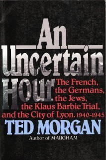 An Uncertain Hour by Morgan Ted