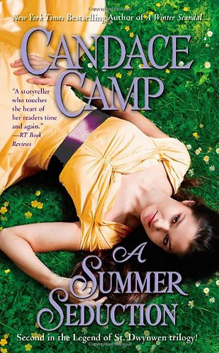 A Summer Seduction by Camp Candace