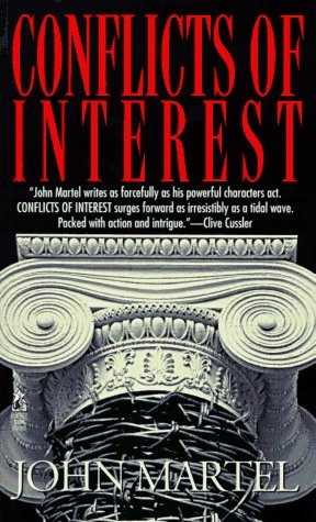 Conflict Of Interest by Martel John