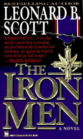 The Iron Men by Scott L B