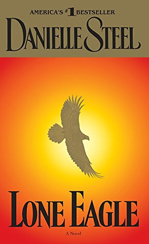 Lone Eagle by Steel Danielle