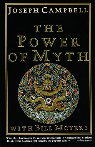 The Power Of Myth by Campbell J