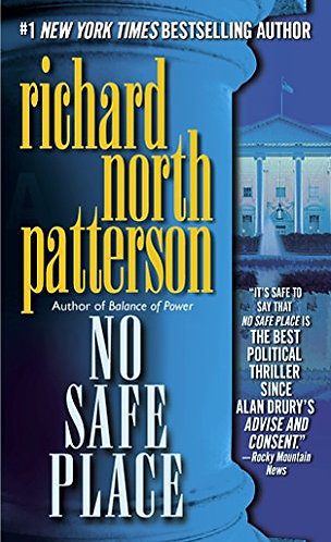 No Safe Place by Patterson Richard North