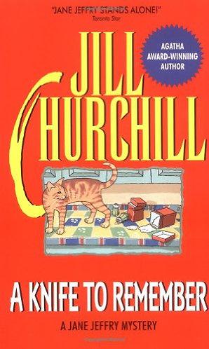 A Knife To Remember by Churchill Ji