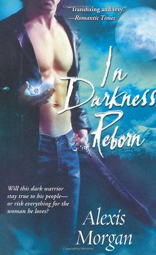In Darkness Reborn by Morgan Alexis