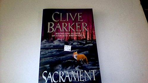 Sacrament by Barker Clive