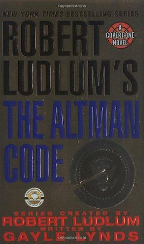 The Altman Code by Ludlum Robert
