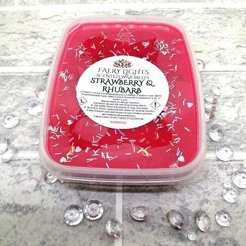 Strawberry & Rhubarb