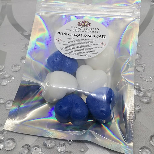 Blue Coral & Sea Salt