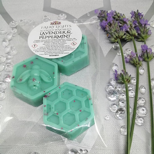 Lavender & Peppermint