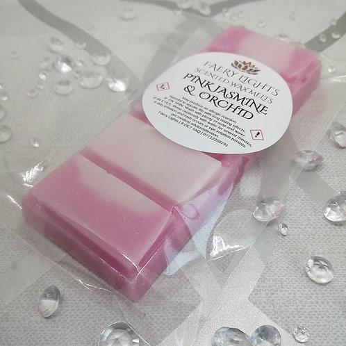 Pink Jasmine & Orchid
