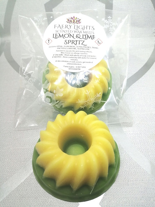 Lemon & Lime Spritz