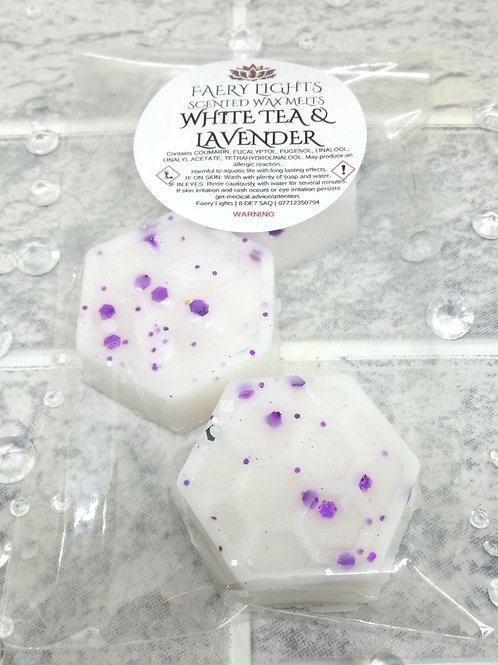 White Tea & Lavender