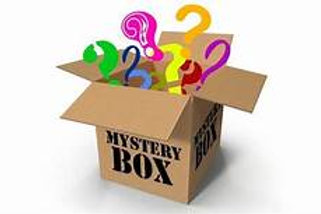 Waxident Mystery Bakery Box