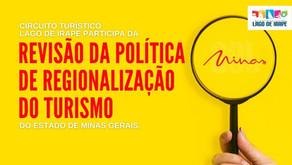 Revisão Política de Regionalização do Turismo em Minas Gerais