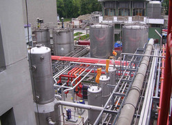 Distribuzione impianto antincendio