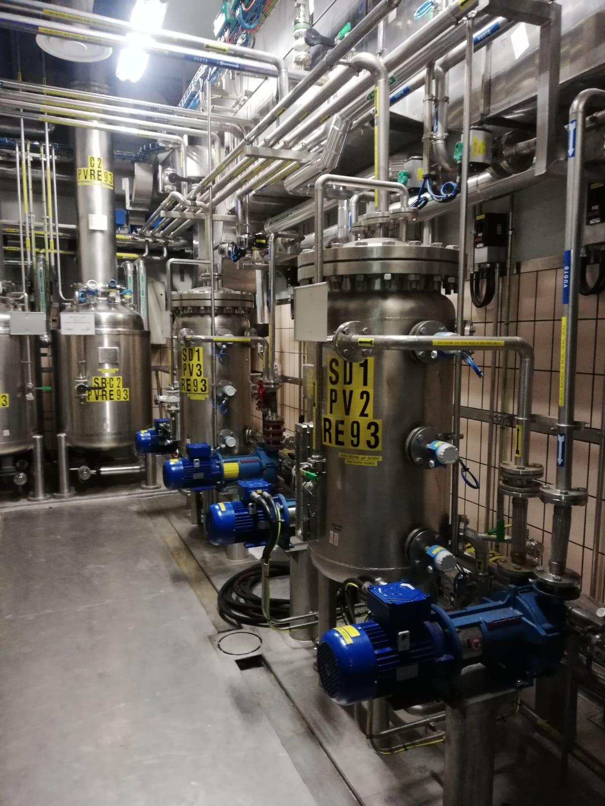 Serbatori laboratori