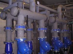 Pompe mandata centrale termica