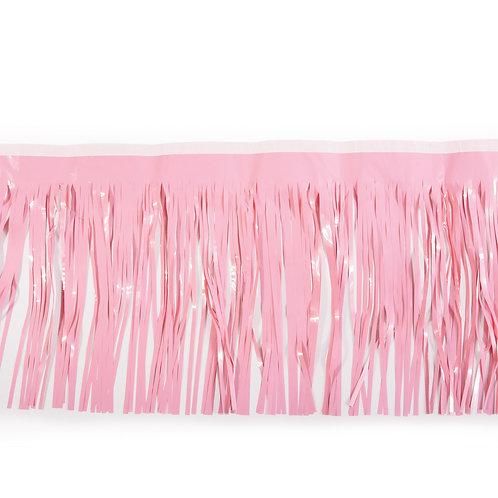 Pink Fringe 10 ft