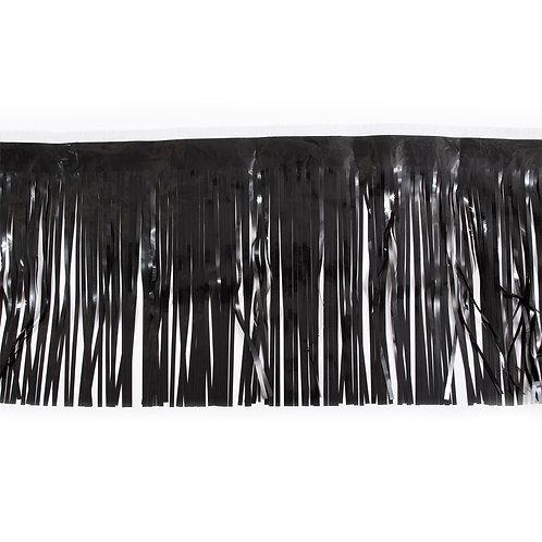 Black Fringe 10 ft