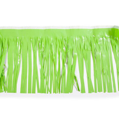 Light Green Fringe 10 ft