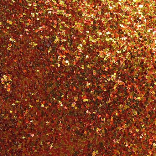 Bright Orange Glitter 8 oz.