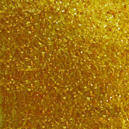 Deep Yellow Glitter 8 oz.