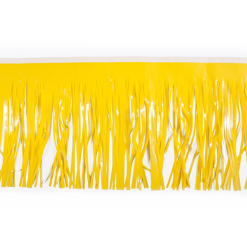 Yellow Fringe 10 ft