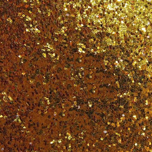 Golden Orange Glitter 8 oz.