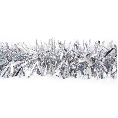 Silver Festooning/ Twist 25 ft