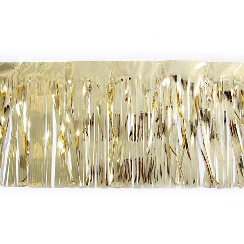 Gold Fringe 10 ft