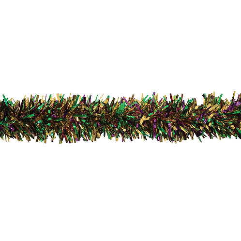 Metallic Mardi Gras Twist 25 ft