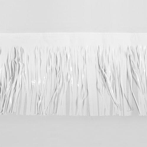 White Fringe 10 ft