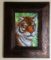 Портрет тигры