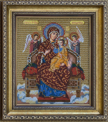 "Икона ""Богородица Всецарица"""