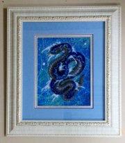 Зимняя змея